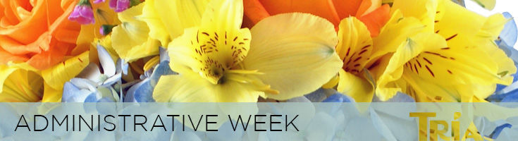 Administrative Professionals Week Flower Delivery
